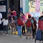 Arrancó la colonia de vacaciones inclusiva de Lago Puelo
