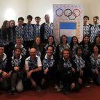 Cinco rionegrinos en los Juegos Olímpicos de la Juventud