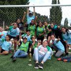 Frontera y Cultural festejaron en la Fiesta del Bosque
