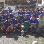 Unión Viejo subcampeón en tierras neuquinas