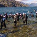 Desafío cumplido en las aguas de Lago Puelo