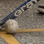 Pista para el hockey en El Hoyo