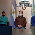Tres clubes comarcales recibieron un aporte provincial