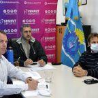 Reunión virtual entre Chubut Deportes y referentes comarcales