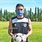 Mustafa busca ganarse su lugar en Cipolletti