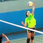Rionegrina entrenó con la selección nacional