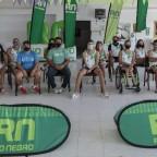 El deporte paralímpico argentino entrena en Río Negro