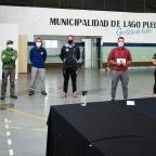500 Mil pesos para tres clubes de Lago Puelo