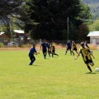 Los comarcales debutaron en la Zona Andina de Senior