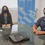 Rio Negro gestiona obras y eventos deportivos para el 2021
