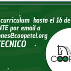 Coopetel busca personal en telecomunicaciones
