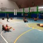 """San Martin: """"La idea es que el deporte se active"""""""